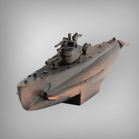 US Navy Submarine Pencil Sharpener