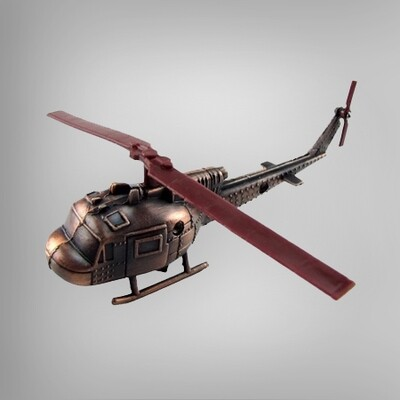 UH-1A Helicopter Pencil Sharpener