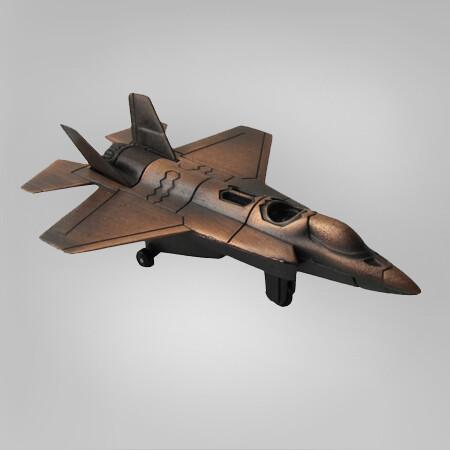 F-22 Raptor Fighter Jet Pencil Sharpener