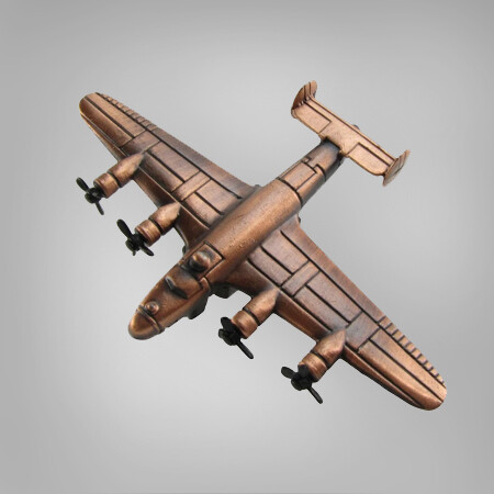 B-24 Bomber Airplane Pencil Sharpener