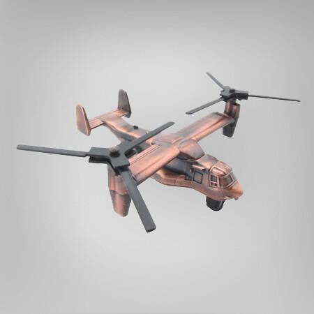 V-22 Osprey VTOL Plane Pencil Sharpener
