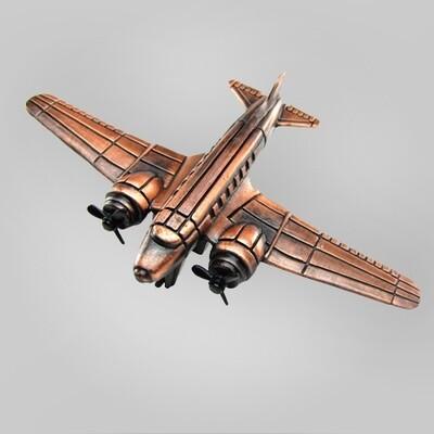 Douglas Spitfire Plane Pencil Sharpener