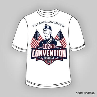 2021 Dept Convention T-Shirt Men's (Pre-sale)