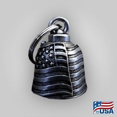 Bravo Bell - US Flag Bell