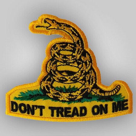 """Patch - """"Don't Tread On Me"""""""
