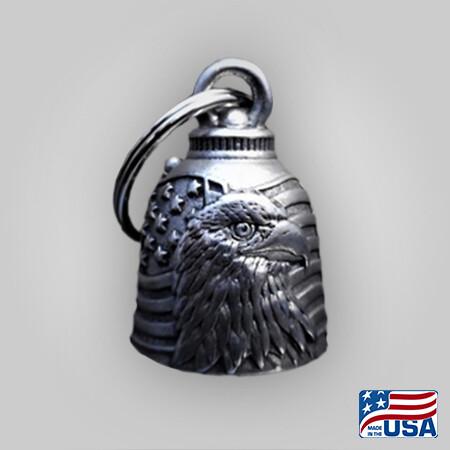 Bravo Bell - US Flag Eagle