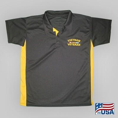 Vietnam Performance Golf Shirt