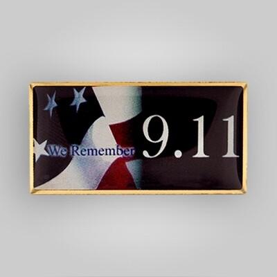 We Remember 9.11 Pin