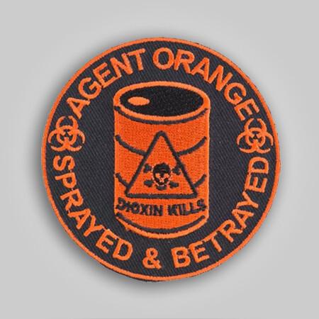 Agent Orange Sprayed and Betrayed Patch