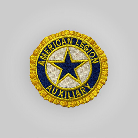 Magnetic Auxiliary Emblem Patch