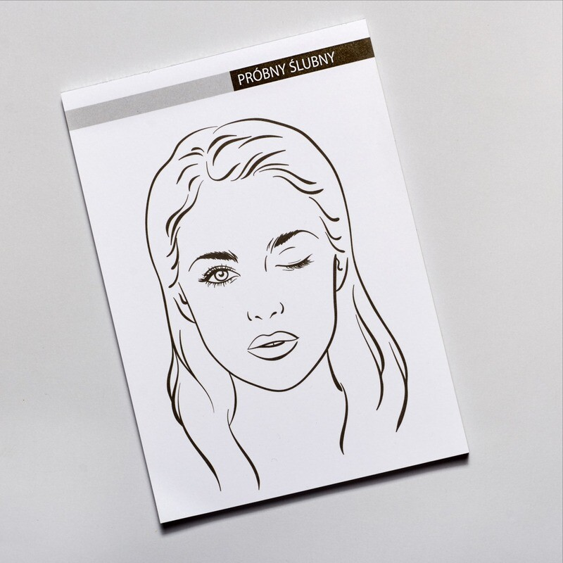 BEAUTY NOTES Face Chart