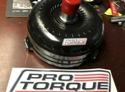 4L60e Protorque Single Disk 'Pro Drive' Series Converter