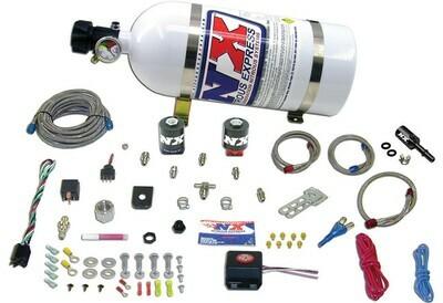 GM EFI RACE (100-150-200-250HP) SINGLE NOZZLE WITH 10LB BOTTLE