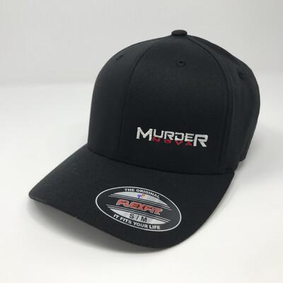 MURDER NOVA CLASSIC FLEX FIT * Curved  * BILL