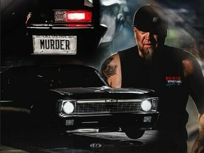 Murder Nova Poster 18x24