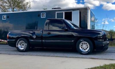 99+ Silverado 15x4 Front Wheel Package