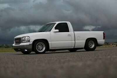99+ Silverado 17x4.75 and 15x10 wheel package