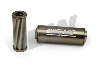 Deatschwerks 160mm in-line fuel filter