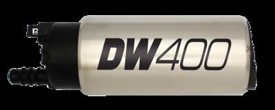 Deatschwerks DW400 fuel pump w/universal install kit