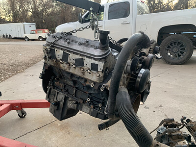 Gen3 5.3L With wiring harness, Ecm, And Fuse Block