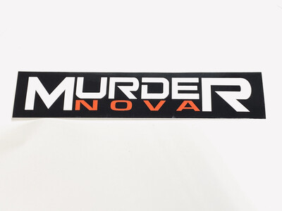 Murder Nova Decal