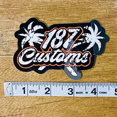 187 Customs Palms