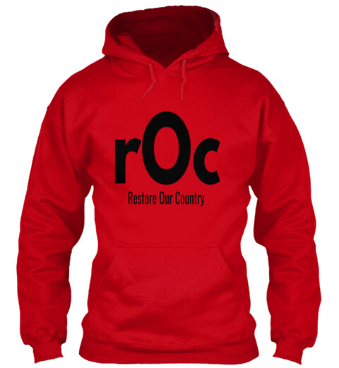 rOc Bold Classic Pullover Hoodie