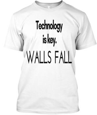 Walls Falls Classic Tee