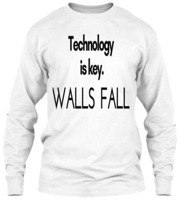 Walls Falls Classic Long Sleeve Tee