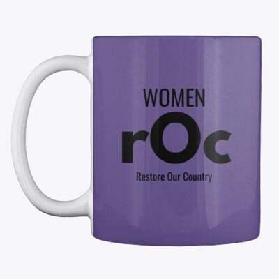 Women rOc Mug