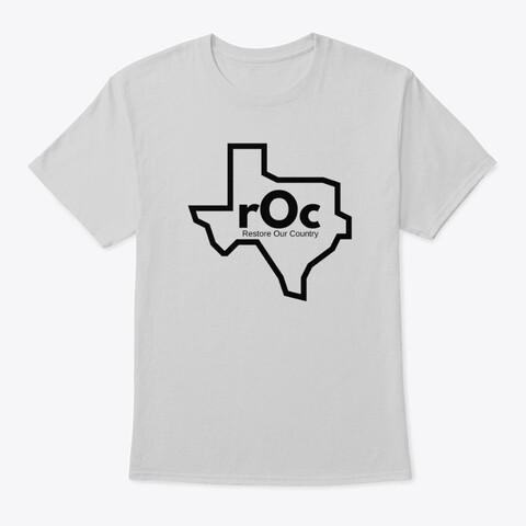 Texas rOc Classic Tee