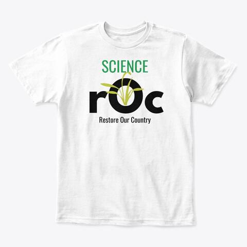 Science rOc Kids Tee