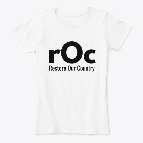 rOc Classic Womens Comfort Tee