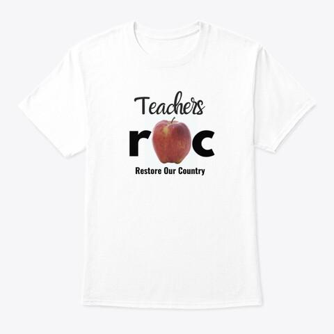 Teachers rOc Classic Tee