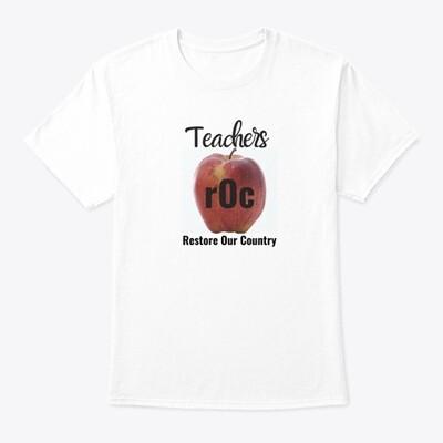 Teachers rOc2 Classic Tee