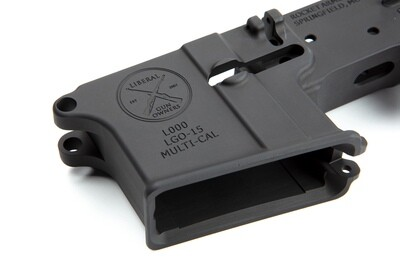 LGO-15 Stripped Lower
