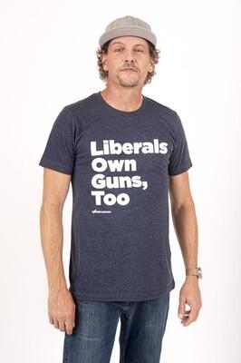 Liberal Gun Owner Tee