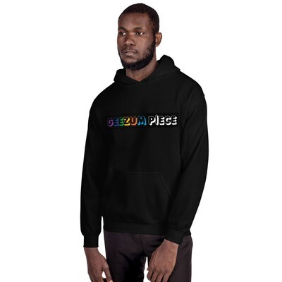 Geezum Piece Hooded Sweatshirt