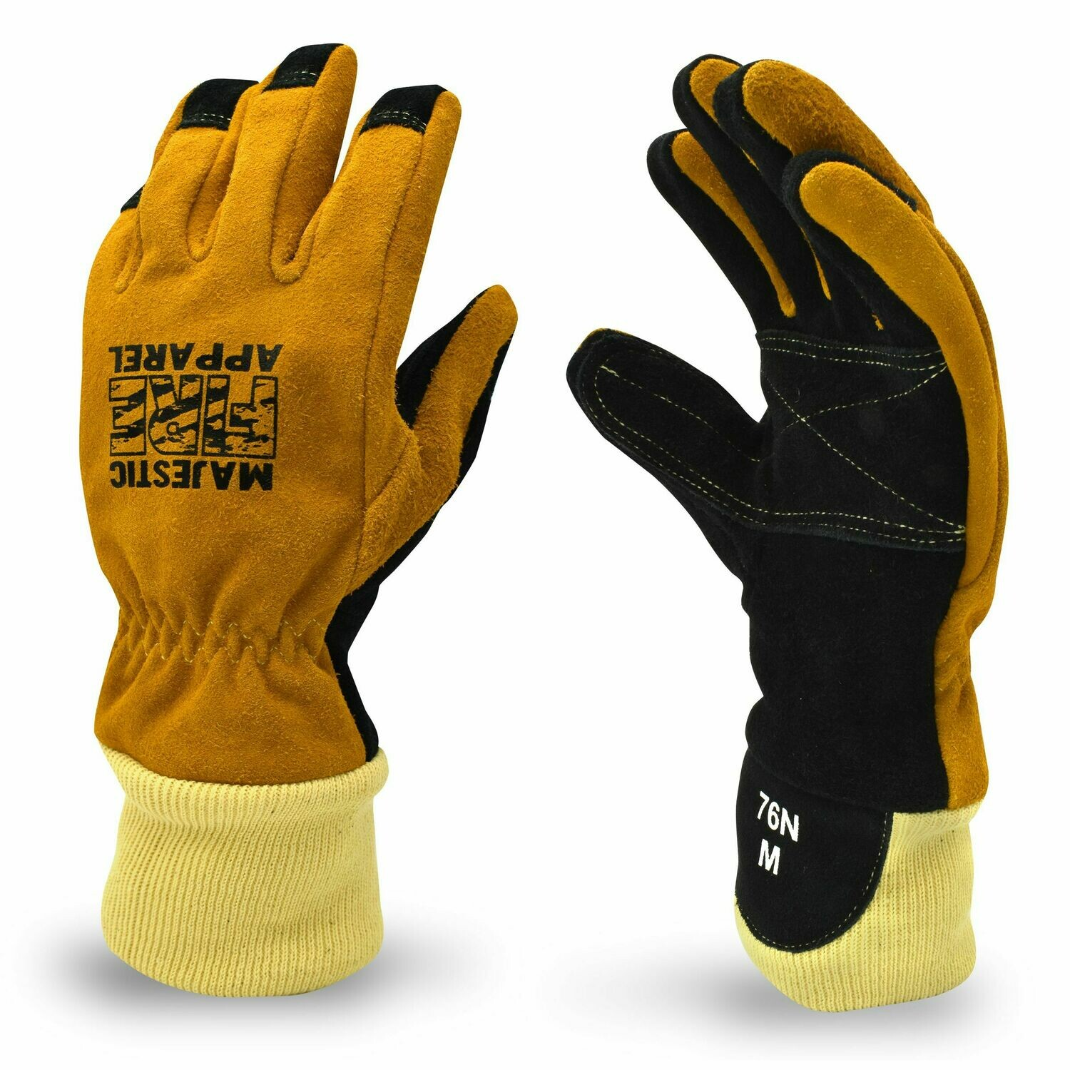 MFA 83 Structural Firefighting Gloves Wristlet
