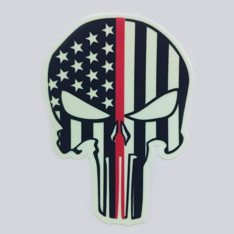 IdentiFire® Gen 2 American BadAss Patriot, Thin Red Line