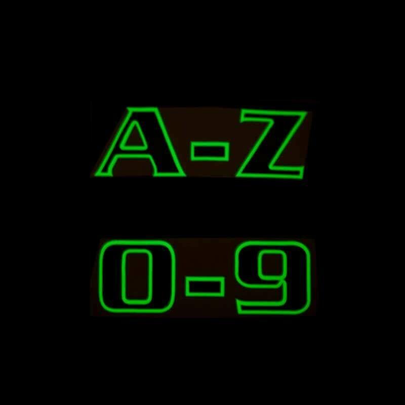 IdentiFire® Gen 2 Custom Letters/Numbers 1 or 2″ Tall