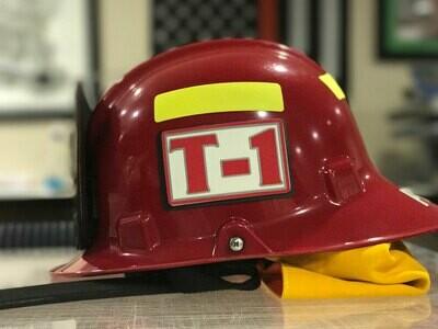 IdentiFire® Gen 2 Magnet Passports for Phenix Helmets