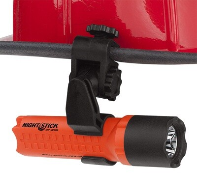 Intrinsically Safe Flashlight (3 AA) w/Multi-Angle Mount