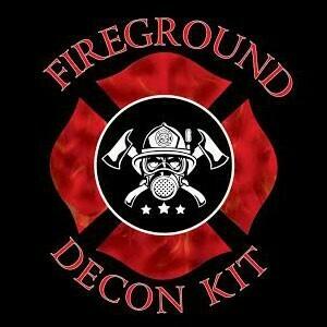 FireGround Decon Kit