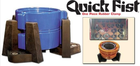 Quick Fist Hose Adaptor Clamps