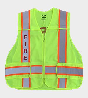 The FIRE 5-Point Breakaway Vest