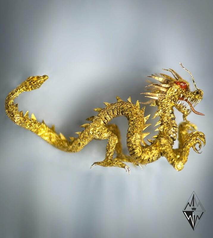 The Golden Dragon