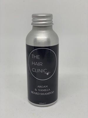 Argan oil and Vanilla Beard shampoo(Vegan)