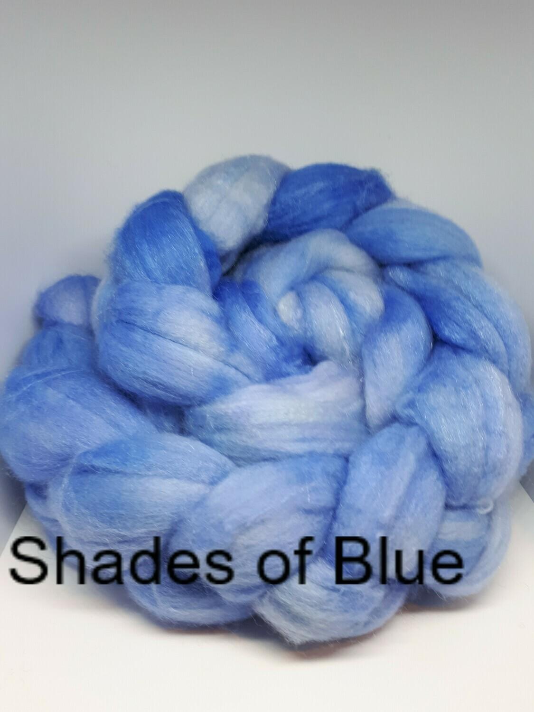 Merino, Cashmere and Silk Fibre