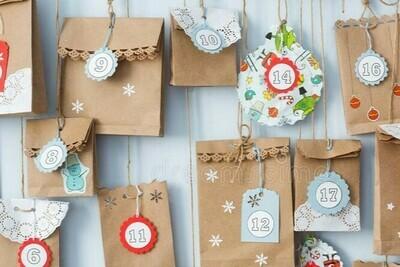 December Fibre Advent Package